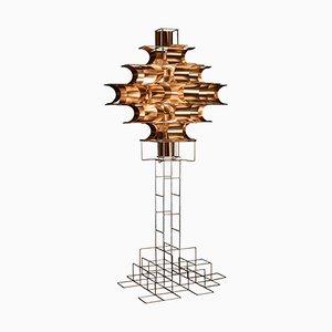 Lámpara de pie Cassiopée de Max Sauze, 2019