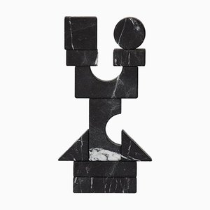 Small Building Decorative Blocks par Carl Kleiner, 2019