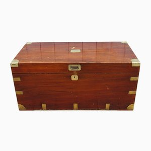 19th-Century English Camphor Chest
