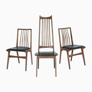Chaises Windsor Vintage, Set de 3