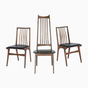 Vintage Windsor Chairs, Set of 3