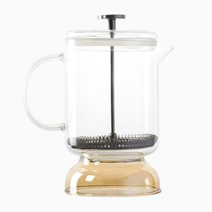 Rooster Yellow Cafetiére French Press by Matias Moellenbach, 2018