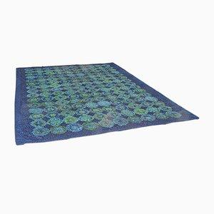 Pop Art Teppich aus Schurwolle von Vorwerk, 1960er