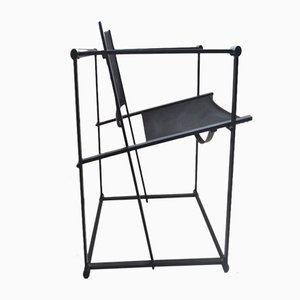 Vintage FM62 Cube Lounge Chair by Radbound Van Beekum for Pastoe