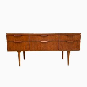 Vintage Teak Sideboard by Frank Guille for Austinsuite