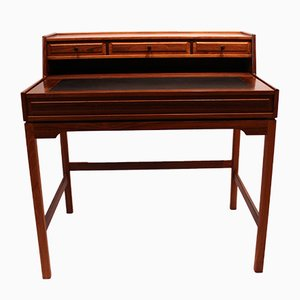 Norwegian Writing Desk in Rosewood by Torbjørn Afdal, 1960s