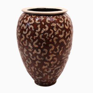 Grand Vase de Plancher en Grès par Per Weiss, 1980s