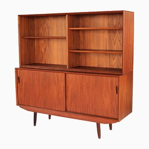 Mid-Century Credenza & Hutch from Midtjydsk Furniture Factory, 1960s