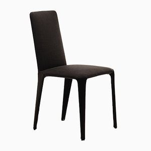 Nova Stuhl in Schwarz von Federico Carandini für Epònimo