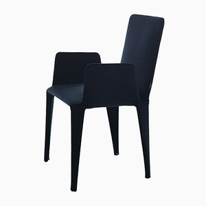 Nova Chair in Dark Blue by Federico Carandini for Epònimo