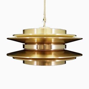 Lampe à Suspension Vintage par Carl Thore pour Granhaga Metallindustri, Danemark