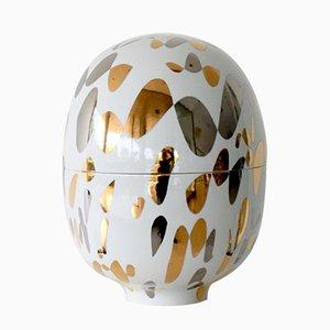 Vaso medio Infinity in porcellana di Mari JJ Design