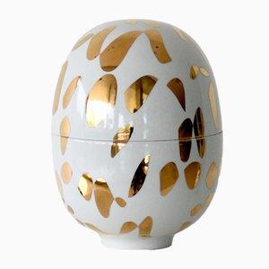 Vaso piccolo Infinity in porcellana di Mari JJ Design