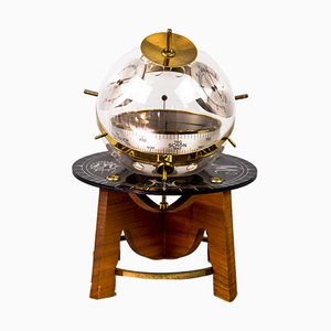 Baromètre de Table Sputnik Mid-Century, 1960s