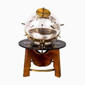 Mid-Century Sputnik Table Barometer, 1960s