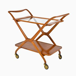 Mid-Century Italian Bar Trolley