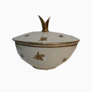 Porcelain Box from Kronach Bavaria, 1950s