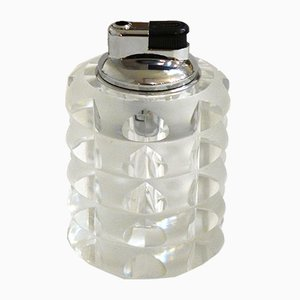 Studio Linie Crystal Table Lighter from Rosenthal, 1950s