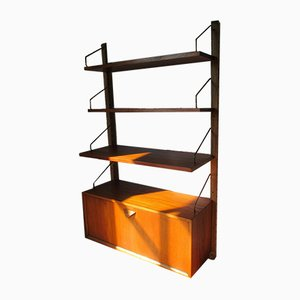 Vintage Cado System Shelving Unit by Poul Cadovius for Cado