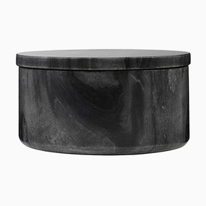 Black Marble Bonnie Bowl by Louise Roe for Louise Roe Copenhagen