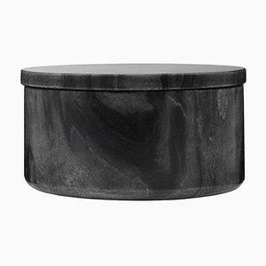 Bonnie Schale aus schwarzem Marmor von Louise Roe für Louise Roe Copenhagen