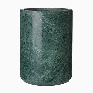 Vase Grace en Marbre Vert par Louise Roe pour Louise Roe Copenhagen