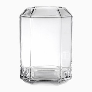 Clear Jewel Vase von Louise Roe für Louise Roe Copenhagen