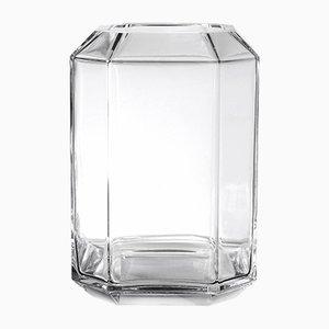 Jewel Vase Transparent par Louise Roe pour Louise Roe Copenhagen