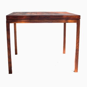 Tavolo in palissandro di Milo Baughman per Thayer Coggin, anni '60