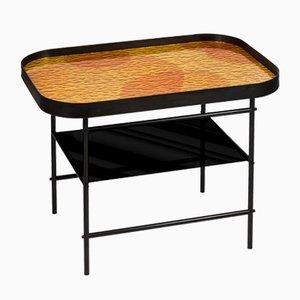 Tavolino da caffè Blossom Float di Pierangelo Orecchioni per Brass Brothers