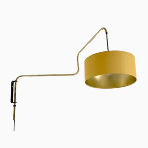 Italian Articulated Free-Form Wall Lamp from Stilnovo, 1970s
