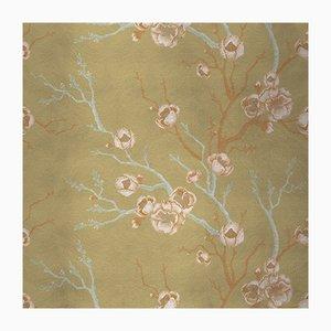 Сherry Tree 3 Wandverkleidung mit Stoffbezug von Chiara Mennini für Midsummer-Milano