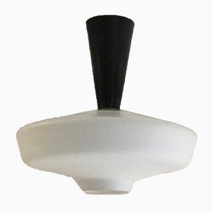 Lampada da soffitto di Louis Kalff per Philips, anni '50