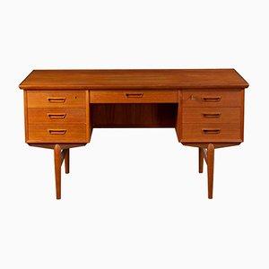 Dänischer Vintage Schreibtisch aus Teak