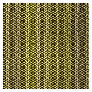 Geometric 1 Wandverkleidung mit Stoffbezug von Chiara Mennini für Midsummer-Milano