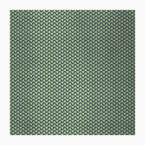 Carta da parati in tessuto Geometric 4 di Chiara Mennini per Midsummer-Milano