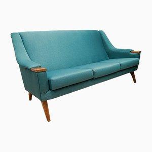 Mid-Century 3-Sitzer Sofa, 1960er