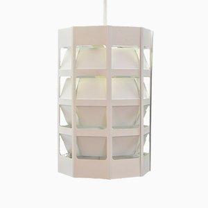 Lámpara colgante Hedron de Poul Gernes para Louis Poulsen, años 60