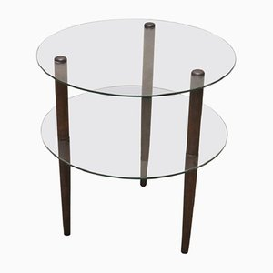 Vintage Coffee or Side Table by Enrico Paolucci for Vitrex, 1960s