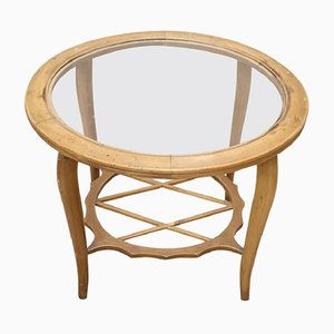 Vintage Coffee Table by Paolo Buffa, 1940s
