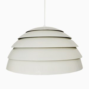 Swedish Pendant Lamp by Hansange Jakobsson, 1960s