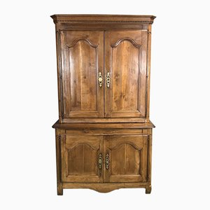 Antique Chestnut Two-Part Buffet