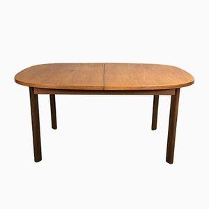 Mesa de teca de G-Plan, años 70