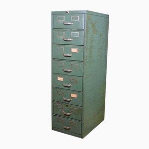Vintage Steel Filing Cabinet, 1980s