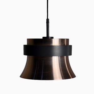 Lámpara de techo de Jo Hammerborg para Fog & Morup, años 60