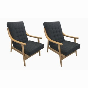 Armchairs from Beautility, 1950s, Set of 2