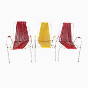 Vintage Gartenstühle Spimenta von Harkema, 3er Set