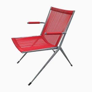 Mid-Century String Garden Chair, 1950s