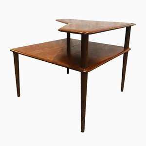 Mid-Century Minerva Teak Coffee Table by Peter Hvidt & Orla Mølgaard-Nielsen for France & Søn, 1960s