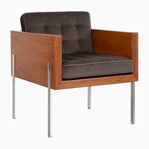 Chaises Cube Série Modern Architecturales Mid-Century par Harvey Probber, Set de 2